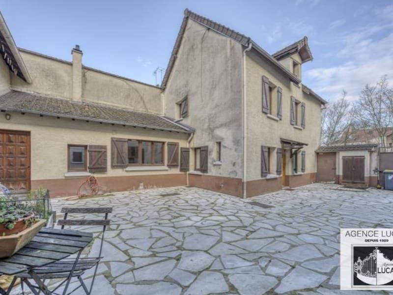 Vente maison / villa Verrieres le buisson 490000€ - Photo 9
