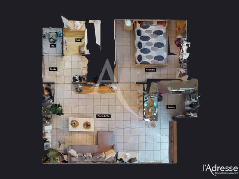 Sale apartment Colomiers 159500€ - Picture 8
