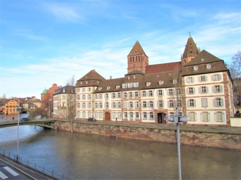 Rental apartment Strasbourg 2500€ CC - Picture 1