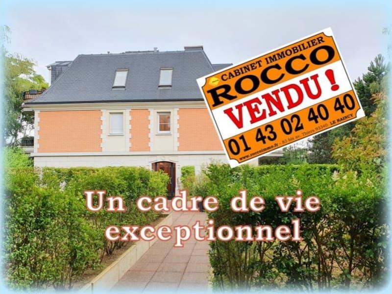 Sale apartment Le raincy 450000€ - Picture 1