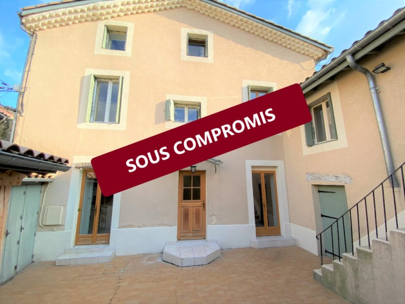 Vente maison / villa Chabeuil 295000€ - Photo 1
