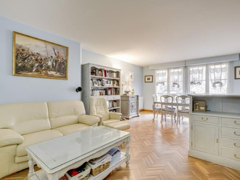 Vente appartement Versailles 890 000€ - Photo 2