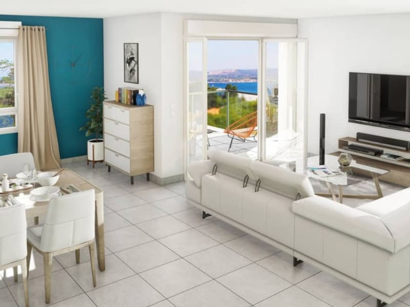 New home sale apartment Sete  - Picture 2