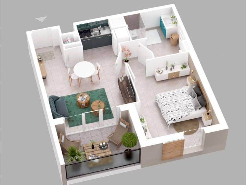 New home sale apartment Sete  - Picture 4