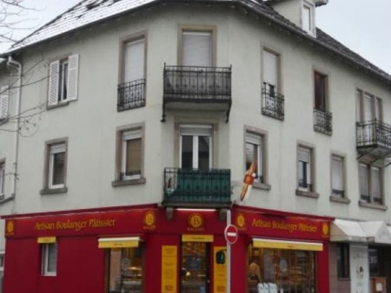Location appartement Illkirch graffenstaden 395€ CC - Photo 1