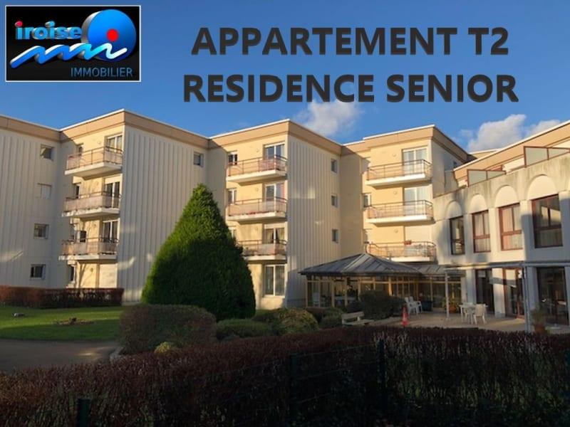 Rental apartment Brest 660€ CC - Picture 1