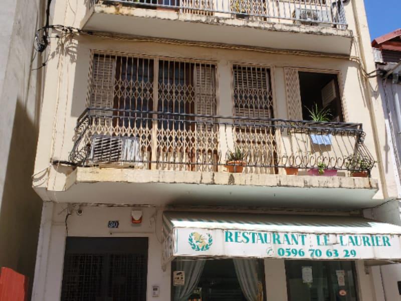 Vente appartement Fort de france 165000€ - Photo 1