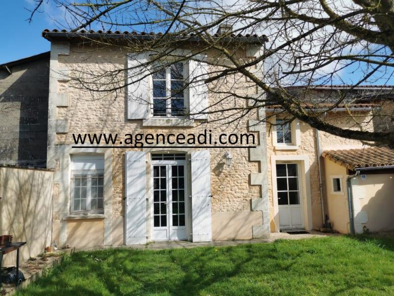 Vente maison / villa La mothe saint heray 128100€ - Photo 1