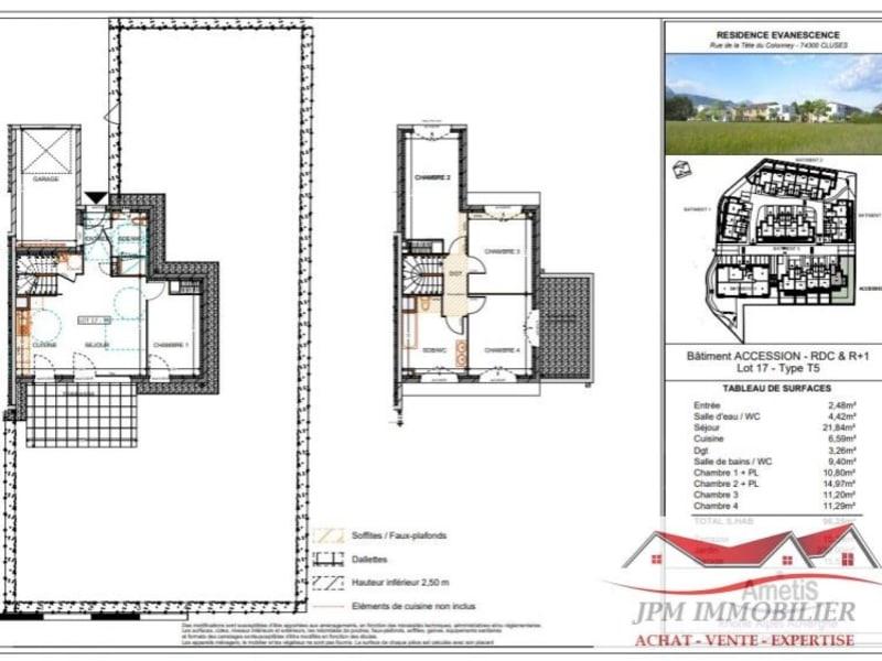 Venta  casa Cluses 315000€ - Fotografía 2