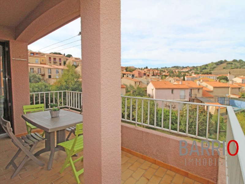 Vente appartement Collioure 191 000€ - Photo 1