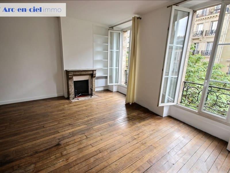 Rental apartment Paris 4ème 1537,26€ CC - Picture 2