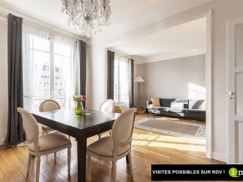 Vente appartement Courbevoie 635 000€ - Photo 1