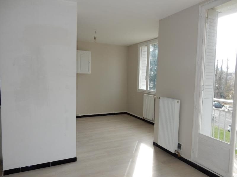 Rental apartment St martin d heres 599€ CC - Picture 1