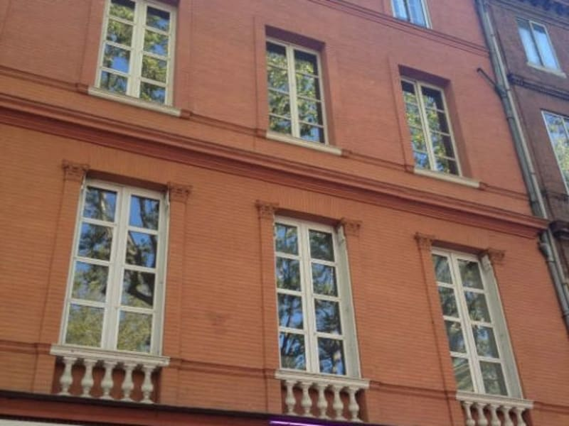 Rental apartment Toulouse 682€ CC - Picture 1