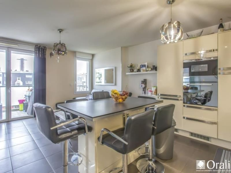 Vente appartement Echirolles 161000€ - Photo 1