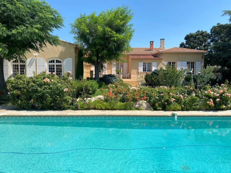 Vente maison / villa Villeneuve les avignon 985000€ - Photo 3