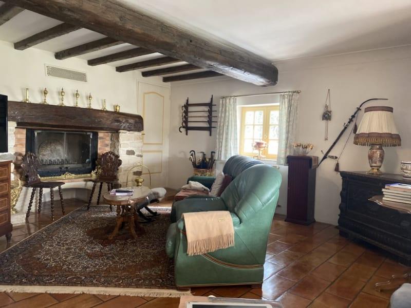 Vente maison / villa Villeneuve les avignon 985000€ - Photo 11