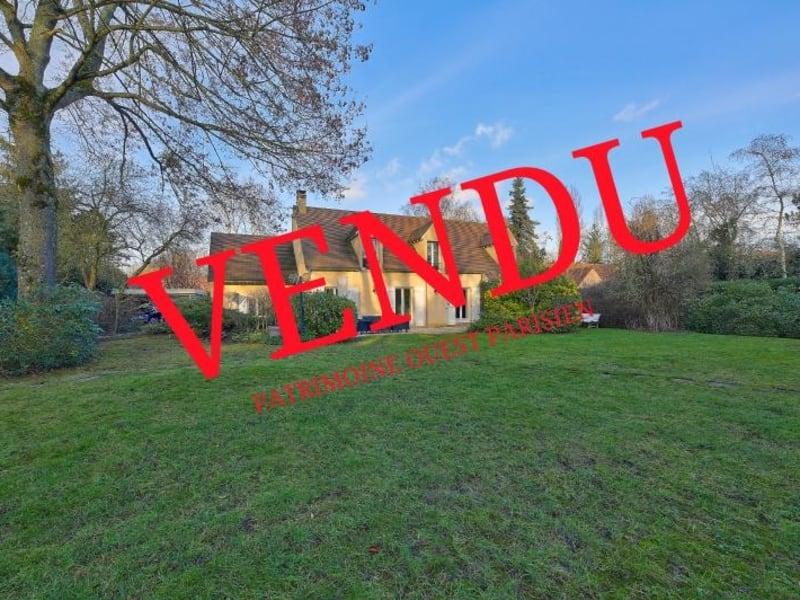 Sale house / villa St nom la breteche 1155000€ - Picture 1