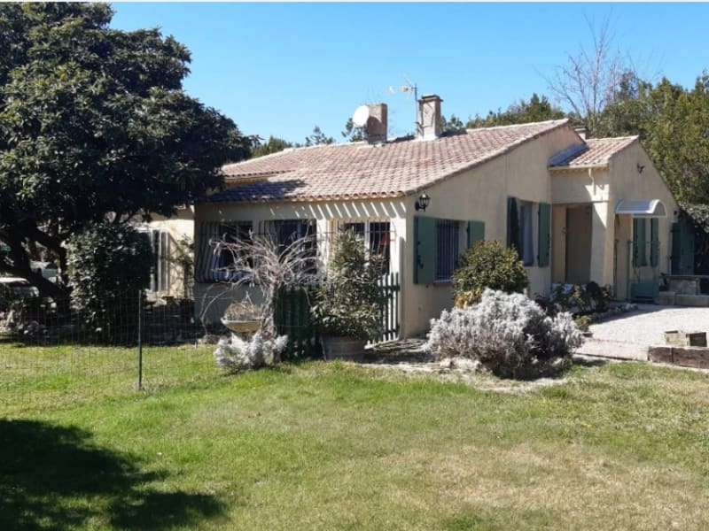 Vente maison / villa Lambesc 530000€ - Photo 1