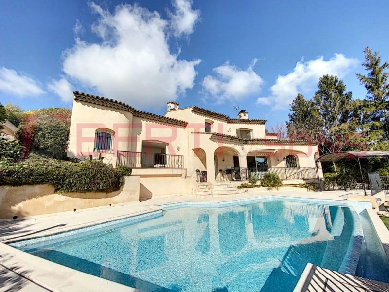 Sale house / villa Mandelieu la napoule 1375000€ - Picture 2