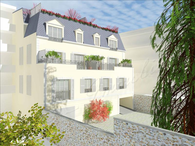 Sale apartment Chantilly 259 000€ - Picture 2