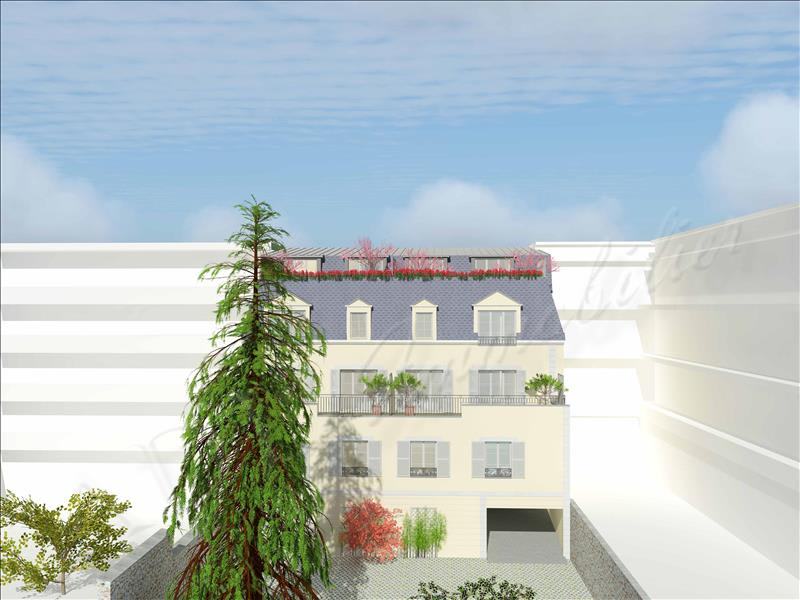 Sale apartment Chantilly 272000€ - Picture 6