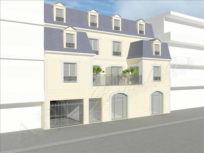 Sale apartment Chantilly 272000€ - Picture 8