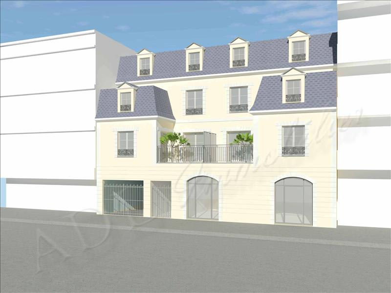 Sale apartment Chantilly 272000€ - Picture 11