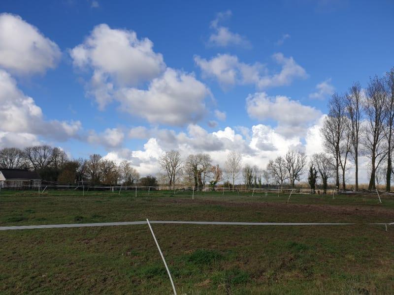 Vente terrain Zudausques 77000€ - Photo 1