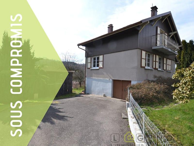 Maison Plainfaing 4 pièces, 94 m2