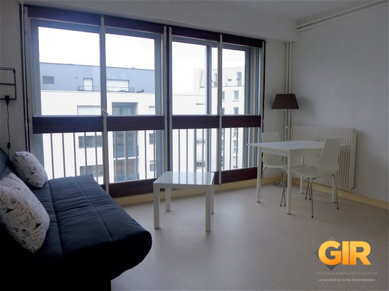 Location appartement Rennes 525€ CC - Photo 1