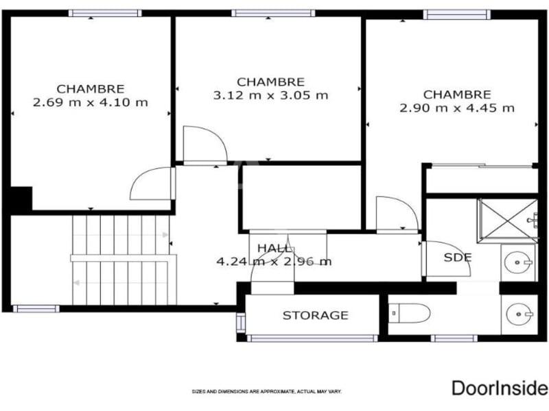 Sale house / villa Colomiers 255000€ - Picture 8