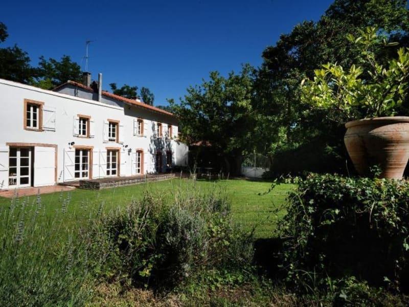 Venta  casa Vieille toulouse 1309300€ - Fotografía 1