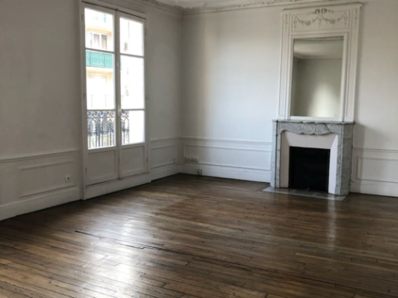 Rental apartment Paris 15ème 1 637,37€ CC - Picture 1