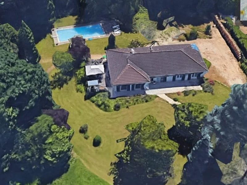 Vente maison / villa St benoit 420000€ - Photo 1