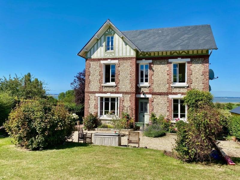Verkauf von luxusobjekt haus Honfleur 954000€ - Fotografie 1