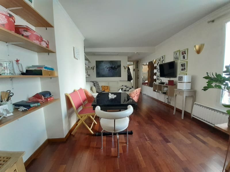 Sale apartment Paris 12ème 575000€ - Picture 2