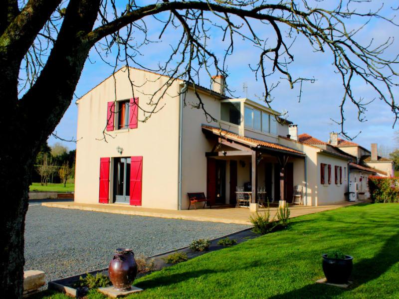 Vente maison / villa Saint valerien 476000€ - Photo 2