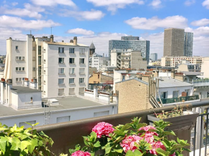 Location appartement Paris 15ème 2 890€ CC - Photo 11