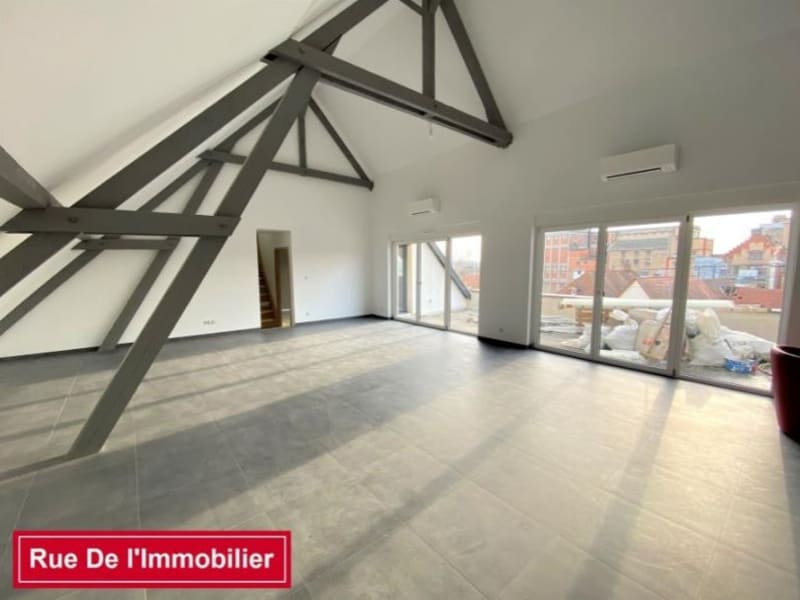 Location appartement Hochfelden 1 025€ CC - Photo 1