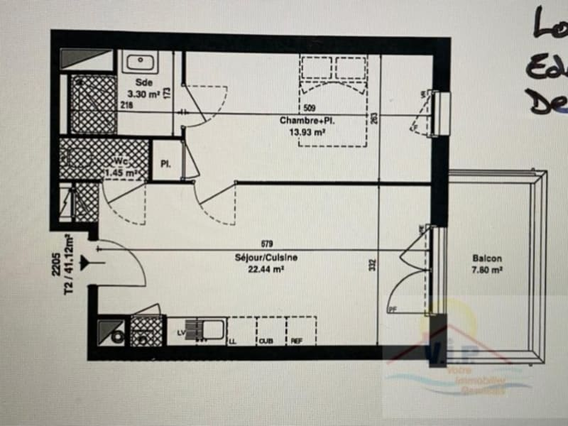 Sale apartment Paimboeuf 115000€ - Picture 2