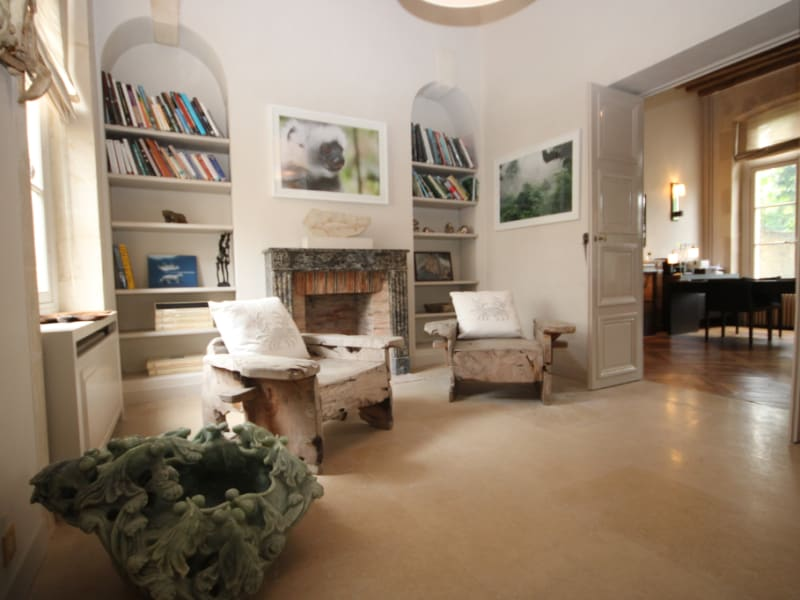 Deluxe sale private mansion Chantilly 3150000€ - Picture 4