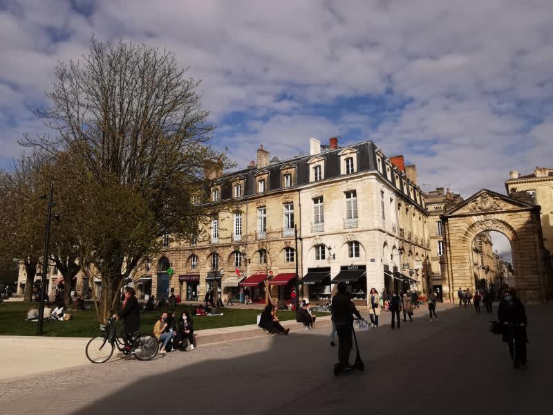 Vente fonds de commerce boutique Bordeaux 119240€ - Photo 1