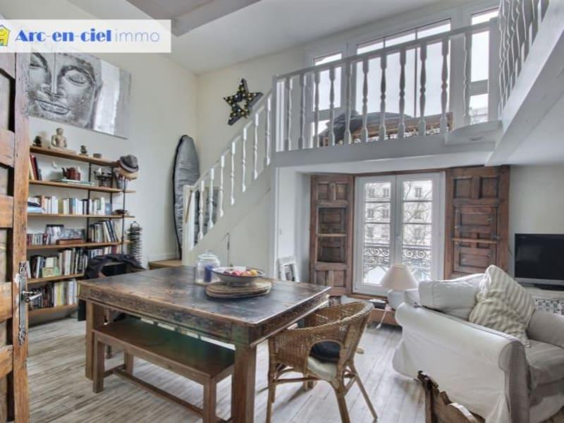 Sale apartment Paris 9ème 1100000€ - Picture 3