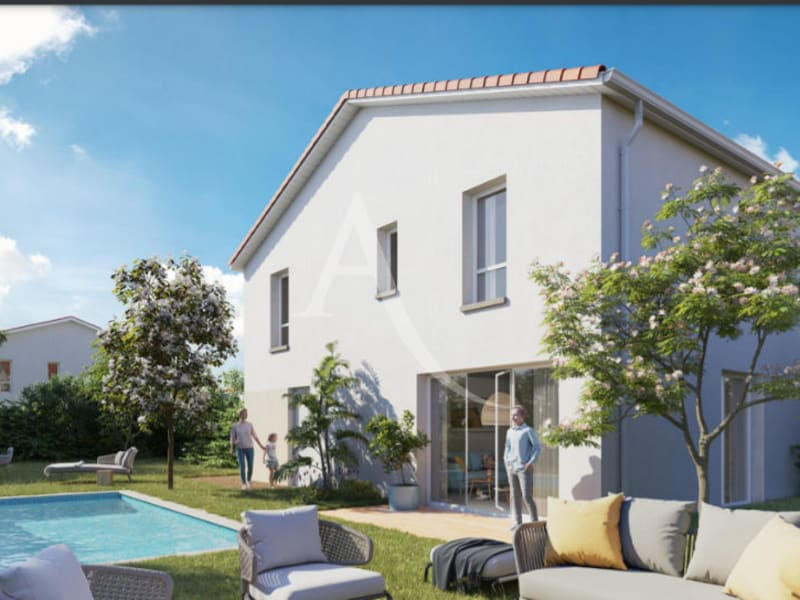 Sale house / villa Colomiers 338900€ - Picture 1