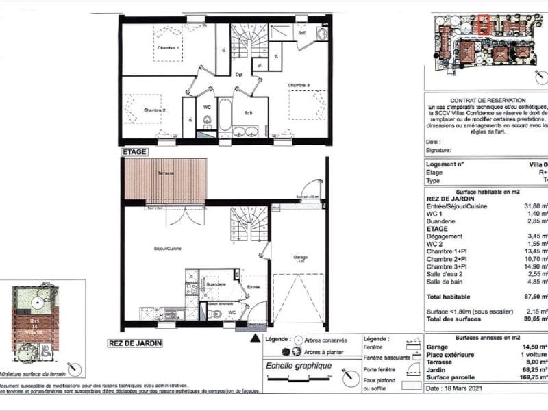 Sale house / villa Colomiers 338900€ - Picture 2