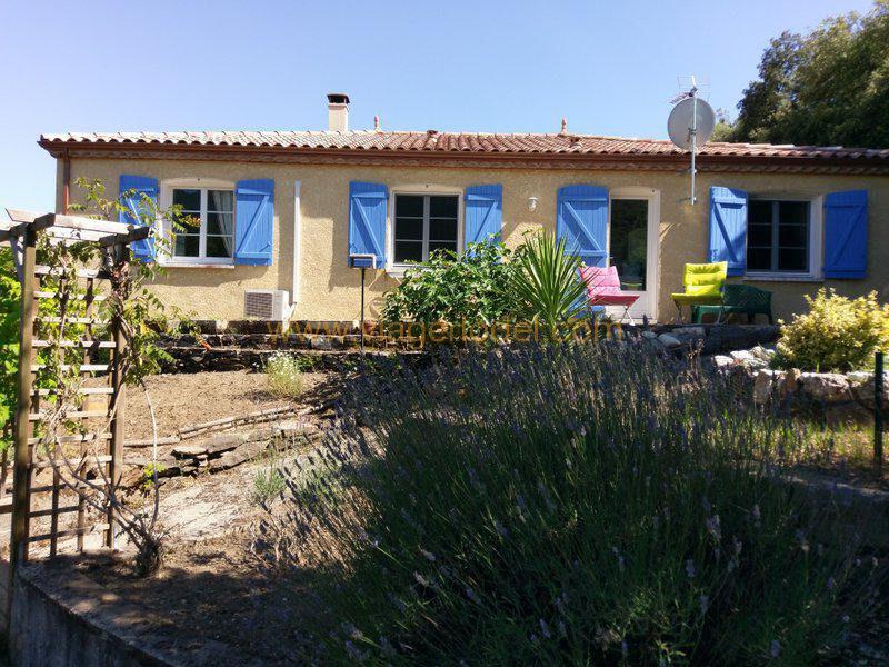 Life annuity house / villa Prémian 52500€ - Picture 3