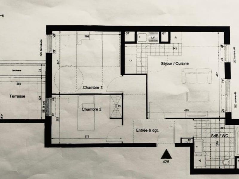 Sale apartment Bezons 269900€ - Picture 3