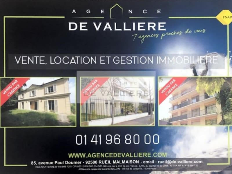 Vente appartement Rueil malmaison 265 000€ - Photo 4