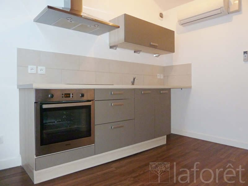 Rental apartment Bourgoin jallieu 495€ CC - Picture 1